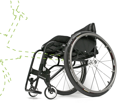 home wheelchair